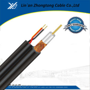 Combined Cable Rg59+2c Power
