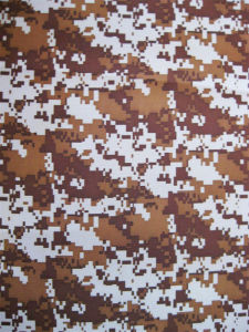 Fy-DC08 600d Oxford Polyester Printing Digital Camouflage Fabric pictures & photos
