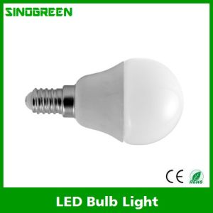 LED Bulb Light (LJ-G60-E14-0801)