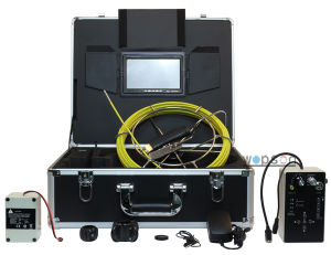 Wopson Endoscope Pipe Sewer Inspection Waterproof Camera pictures & photos