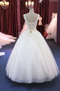 Wholesale Cheap Floor Length Real Pictures Wedding Dress pictures & photos