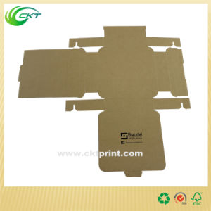 Offset Printed Folding Corrugated Kraft Packaging Box (CKT-CB-361) pictures & photos