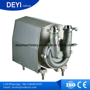 Stainless Steel Sanitary Vacuum Priming Pump pictures & photos