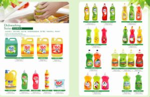 500ml Household Natural Concentrate Dishwashing Liquid pictures & photos