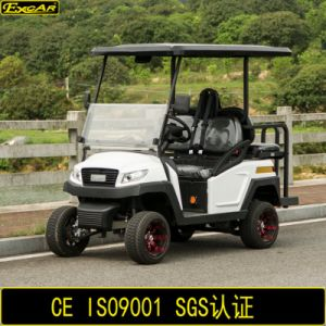 2017 New Design 4 Seater Electric Golf Cart China Made pictures & photos