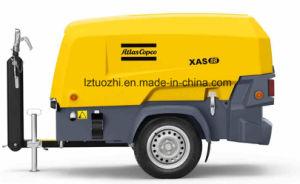 Atlas Copco 178cfm 7bar Xas88kd Portable Diesel Air Compressor pictures & photos