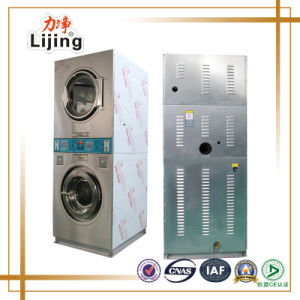 Stacked Washing Machine Washer Dryer All in One pictures & photos