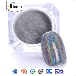 Holographic Pigments for Nail Polish, Spectraflair Glitter Pigment pictures & photos
