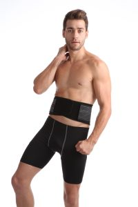 Durable Adjustable Elasticity Breathable Support Waist Protect Belt pictures & photos