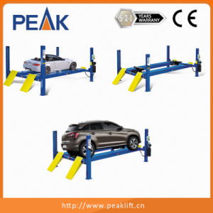 Hydraulic Power System Scissors Automobile Hoists for Repair Station (LR06) pictures & photos