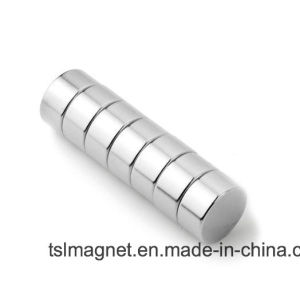 Strongest Grade Sintered Rod Permanent NdFeB Magnets pictures & photos