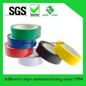 Adhesive PVC Electrical Tape for Insulation Protect pictures & photos