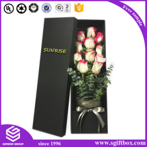 Rose Packaging Chinese Take out Box Flower Box pictures & photos
