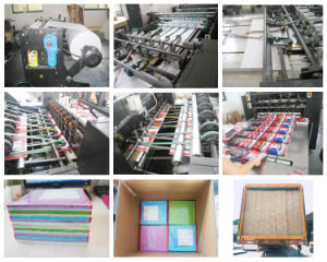 Factory Price School Supply Blank Notebook Wholesale 200 Sheets pictures & photos