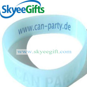 New Products 2017 China Manufacturer Silicone Wristbands pictures & photos