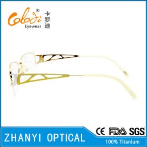 Latest Design Beta Titanium Eyewear (8314) pictures & photos
