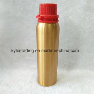 250ml Gold Aromatic Essential Oils Aluminium Bottle with Temper Evident Cap Aeob-9 pictures & photos