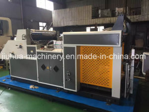 Fms-Z1100 Cold Water-Based Glue Automatic BOPP Film Laminating Machine pictures & photos