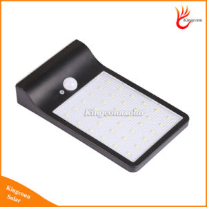 Waterproof 36 LED Solar Garden Wall Light with Motion Sensor pictures & photos