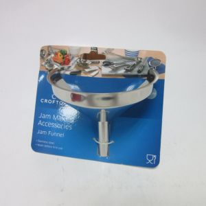 Stainless Steel Reserving Jam Making Funnel pictures & photos