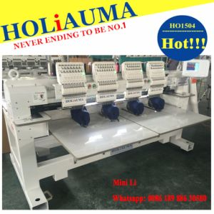 2017 Year Hot Sales 4 Heads Computerized Control Operation System Embroidery Machines pictures & photos