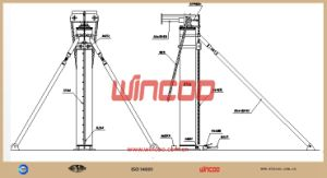 Automatic Top-to-Bottom Tank Hydraulic Jack\Hydraulic Lifting System pictures & photos