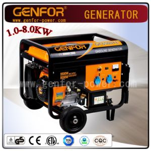 100% Copper Wire Air-Cooled, 4 Stroke Engine, Power Generator 7kw pictures & photos