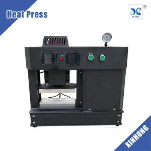 Xinhong New Arrival rosin double sided heat press machine pictures & photos