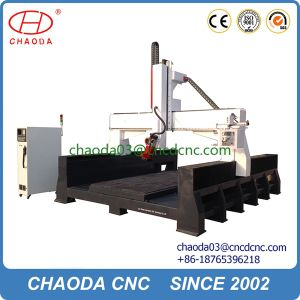 CNC Wood Mold 3D Carving Machinery for Sale pictures & photos