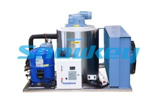 High Performance Top Grade Flake Ice Maker Machine pictures & photos