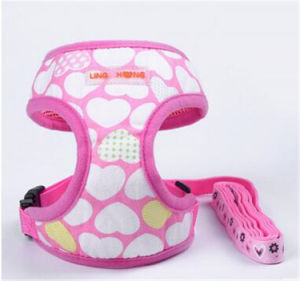High Quality Nylon Vehicle Car Seat Safety Mesh Dog Pet Harness pictures & photos