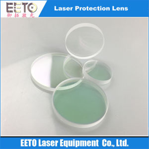 Fused Silica Protection Lens for Fiber Laser Cutting/Welding Machine pictures & photos