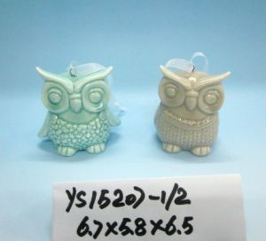 Easter Decorative Ceramic Owl Ornaments pictures & photos