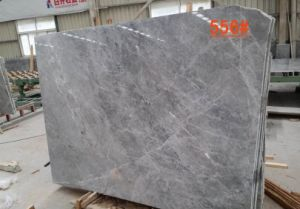 Polished Natural Stones, Silver Eagle /Silver Grey Marble Tiles for Kitchen/Hall pictures & photos