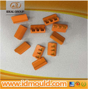 Prototype Plastic Overmolding Moulded Rubber Products Silicone Overmolding pictures & photos