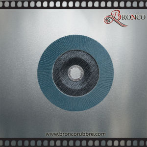 China Supplier Sharpness T27 115mm Grit 40 Zirconia Flap Disc for Stainless Steel Polishing, Fiberglass Backing pictures & photos
