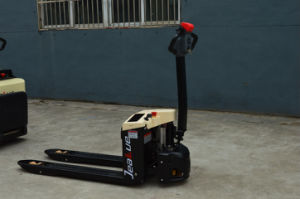 Hot! ! ! 1.5t Walkie Full Electric Pallet Jack pictures & photos