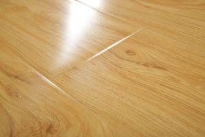Mirror U-Groove Laminate Floor pictures & photos