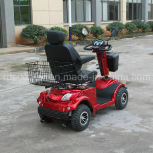 off Road Strong Power Electric Scooter 1400W Motor LCD Panel Cabin Mobility Scooter pictures & photos