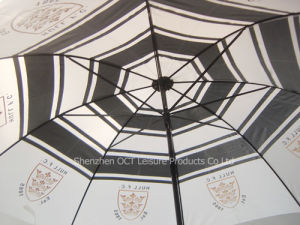 Personalized Golf Umbrella (OCT-G7AD) pictures & photos