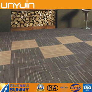 Virgin Materials Carpet Grain PVC Vinyl Flooring pictures & photos