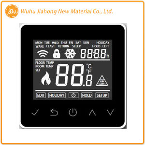 WiFi Touch Screen Heating Room Thermostat pictures & photos