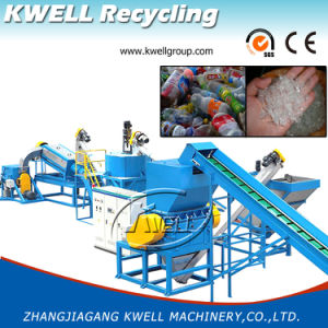 Recycling Machine/300-2000kg/Hr Plastic Pet Bottle Washing Machine pictures & photos