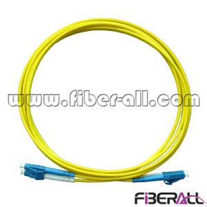 Duplex LC Fiber Optical Patch Cord pictures & photos