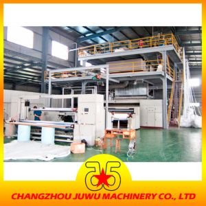 Two Dies PP Non Woven Fabric Making Machine pictures & photos