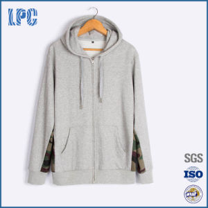 OEM Camouflage Contrast Color Pullover Sport Hoodies pictures & photos