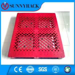 Heavy Duty Warehouse Storage Plastic Pallet pictures & photos