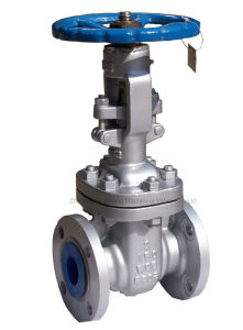 Wedge Rising Stem Gate Valve (Z41H) pictures & photos
