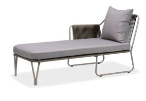Aluminium Frame Rattan Sofa Set P-S0254