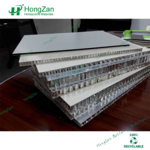Interior Wall Decorative Aluminum Honeycomb Composite Panel pictures & photos